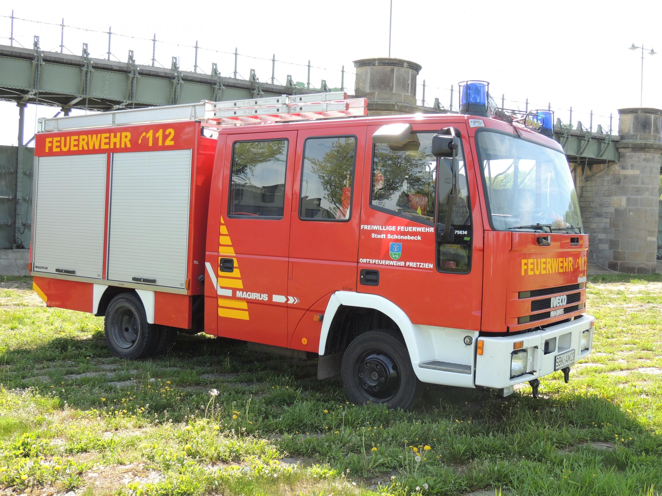 Löschgruppenfahrzeug LF8/6